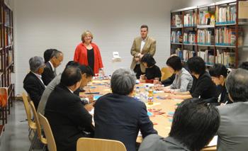 japanische Delegation zu Besuch in der SaR